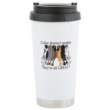 N6 Color Doesn't Matter Travel Coffee Mug