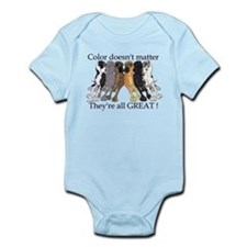 N6 Color Doesn't Matter Infant Bodysuit