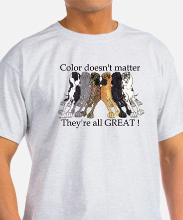 N6 Color Doesn't Matter T-Shirt