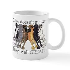 N6 Color Doesn't Matter Mug