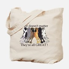 N6 Color Doesn't Matter Tote Bag