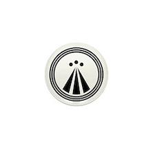 Druid Symbol Mini Button