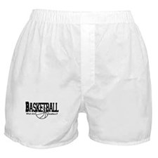Basketball, What else matters Boxer Shorts