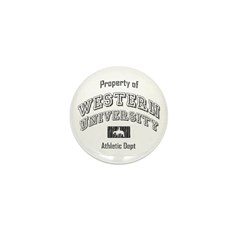 Western University Mini Button (100 pack)