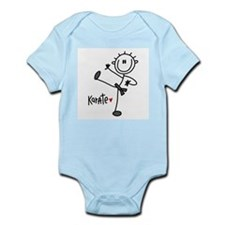 Stick Figure Referee Infant Bodysuit