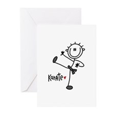Stick Figure Referee Greeting Cards (Pk of 10)
