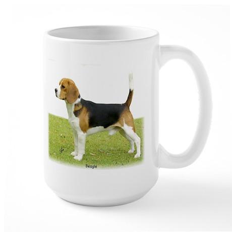 Beagle 9J27D-02 Large Mug