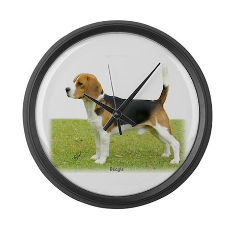 Beagle 9J27D-02 Large Wall Clock