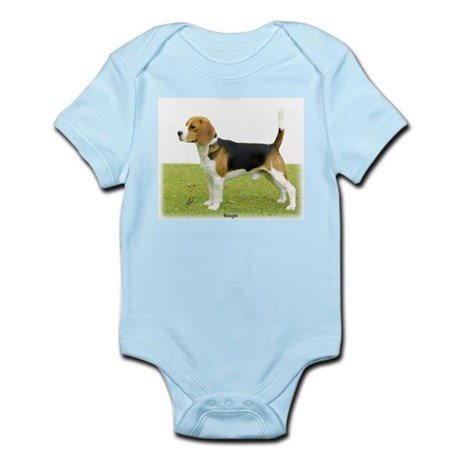 Beagle 9J27D-02 Infant Bodysuit