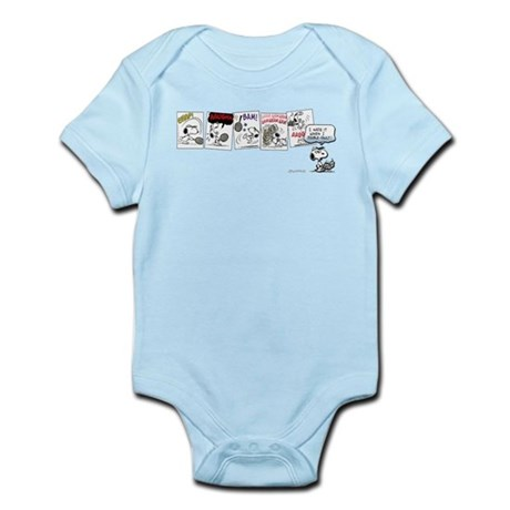 Tennis Pro Infant Bodysuit