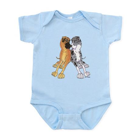 NFNMtMrl Lean Infant Bodysuit
