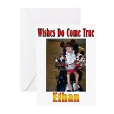 Wishes Do Come True Greeting Cards (Pk of 10)