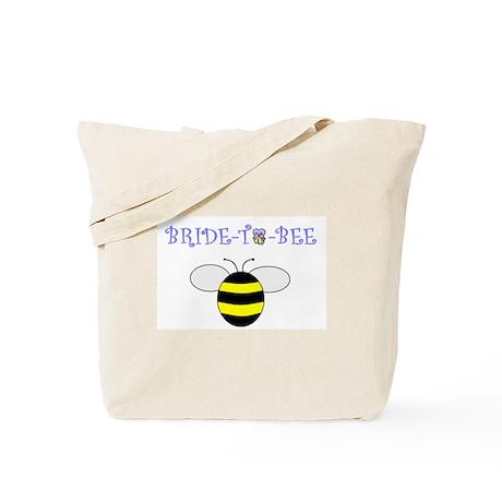 BRIDE-TO-BEE Tote Bag