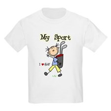 Golf My Sport T-Shirt