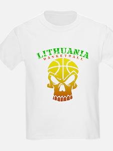 Lithuania Basketball T-Shirt