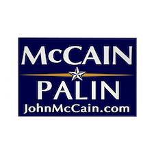 McCain / Palin Official Logo Magnet (10 pack)
