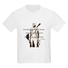Thomas Jefferson Revolution T-Shirt