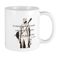 Thomas Jefferson Revolution Mug