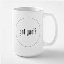 Got Yaoi Large Mug
