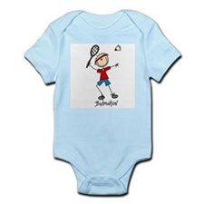 Badminton Infant Bodysuit