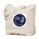FBI Newark SWAT Tote Bag