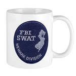 FBI Newark SWAT Mug