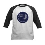 FBI Newark SWAT Kids Baseball Jersey