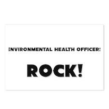 Environmental Health Officers ROCK Postcards (Pack