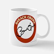 Barack Obama Signature Mug