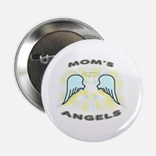 """Mom's Angels 2.25"""" Button"""