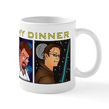 TV Ate My Dinner Mug