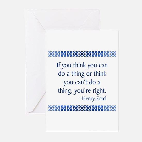 Ford Greeting Cards (Pk of 10)