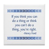 Henry ford quote Kitchen & Entertaining