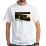 Nightpenguins is back! White T-Shirt