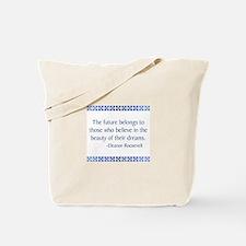 Roosevelt Tote Bag