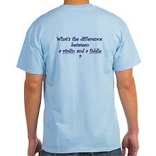 Violins Sing T-Shirt