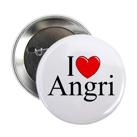 """I Love (Heart) Angri"" 2.25"" Button"