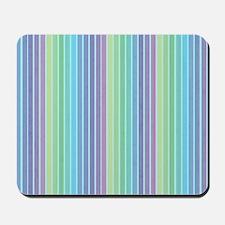Rainbow Blues Mousepad