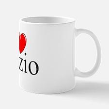 """I Love (Heart) Anzio"" Mug"