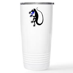 Gecko Violin Travel Mug
