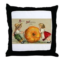 Good Thanksgiving Throw Pillow