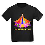 Patchwork Big Top Kids Dark T-Shirt