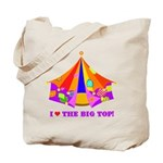 Patchwork Big Top Tote Bag