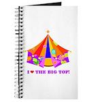 Patchwork Big Top Journal