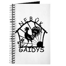 Nebuk Gaidys Journal
