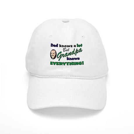 Grandpa Knows Everything Cap