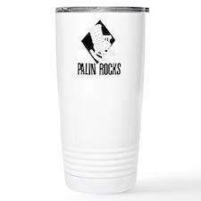 Palin Rocks Travel Mug