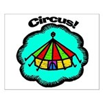 Circus Tent Small Poster