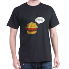 Bite Me Burger T-Shirt