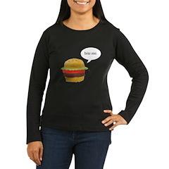 Bite Me Burger T-Shirt